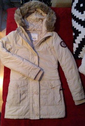 Bench Manteau d'hiver crème-beige clair