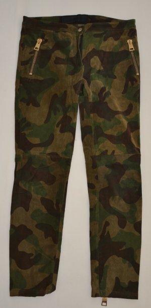 Benedetta Novi Camouflage Lederlegging