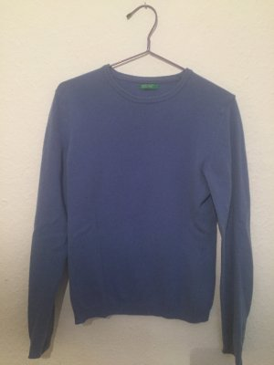 Benetton 100%Wolle Pullover