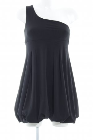 Benetton Balloon Dress black elegant