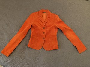 Benetton Short Blazer dark orange