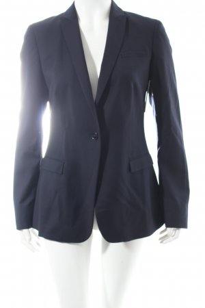 Benetton Blazer dunkelblau Business-Look