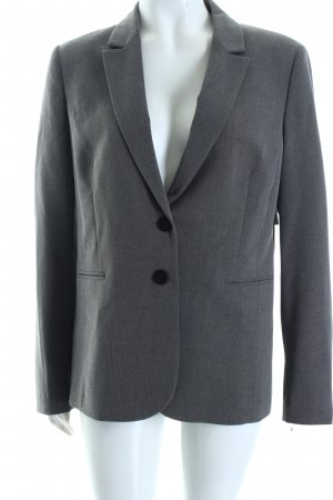 Benetton Blazer grau Business-Look