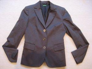 benetton blazer grau topzustand gr. s 36