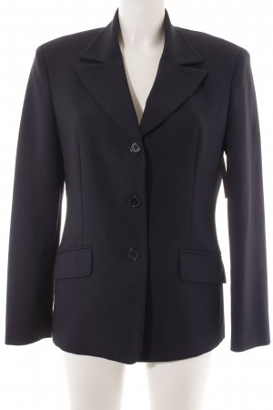 Benetton Boyfriend Blazer black casual look