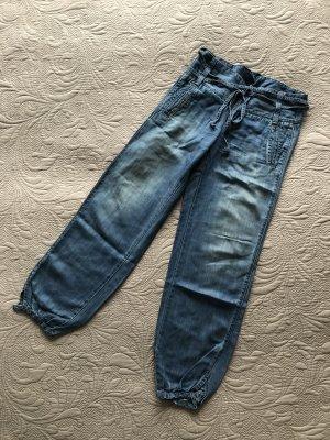 Benetton Jeans blue