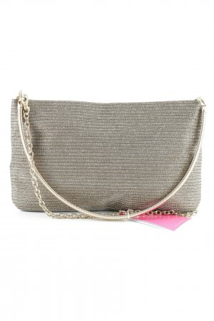 Benetton Clutch gold-colored-rose-gold-coloured elegant