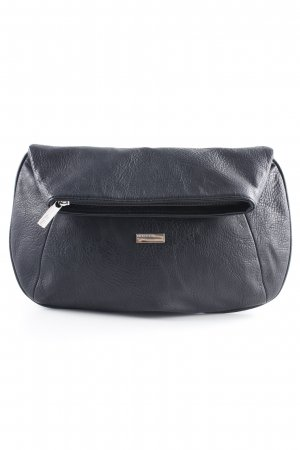 Benetton Clutch schwarz Casual-Look