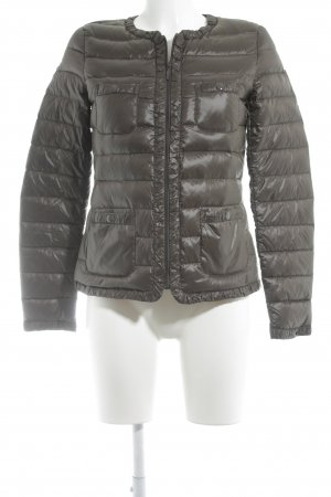 Benetton Daunenjacke braun Casual-Look