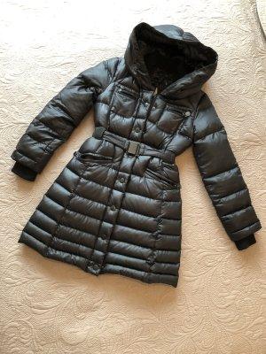 Benetton Abrigo de plumón negro