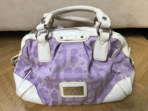 Benetton Handtasche lila