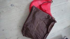 Benetton Handtasche, rot