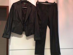 United Colors of Benetton Traje de pantalón negro