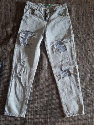 Benetton Jeans Jeans multicolore
