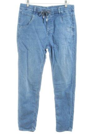 Benetton Jeans Boyfriendjeans blau Boyfriend-Look