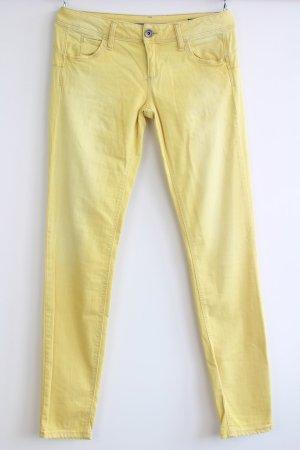 Benetton Jeans gelb Größe W30 1709120080497