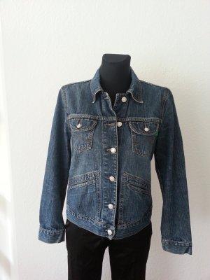 Benetton Jeans Jacke Größe S