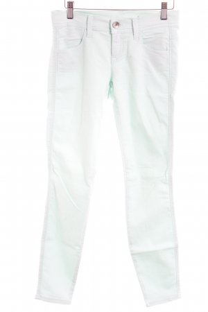 Benetton Jeans Jeggings menta look casual