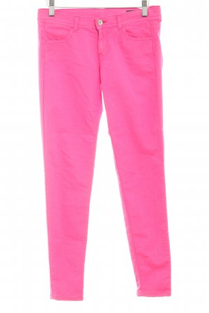 Benetton Jeans Skinny Jeans pink casual look