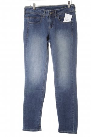 Benetton Jeans Jeans slim fit blu stile casual