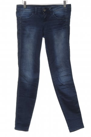 Benetton Jeans Stretch jeans donkerblauw Jeans-look