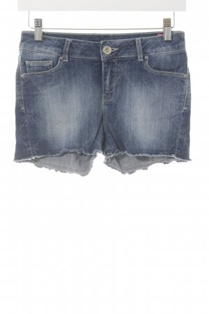 Benetton Jeansshorts blau Casual-Look