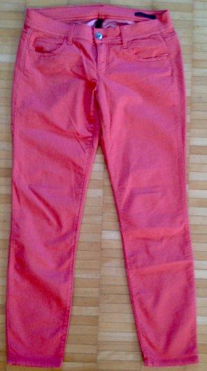 BENETTON Jeggins Jeans Lachs