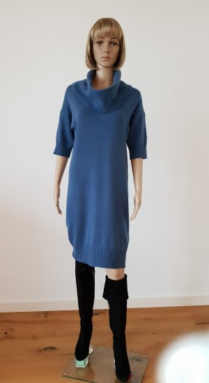 Benetton Vestido de lana multicolor