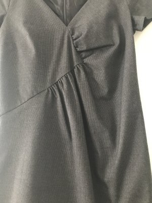 Benetton Shortsleeve Dress grey-black