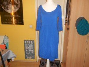 Benetton Abito linea A blu