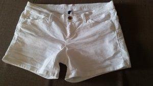 Benetton kurze weiße Hose, Shorts