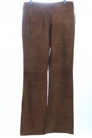 Benetton Lederhose cognac Country-Look