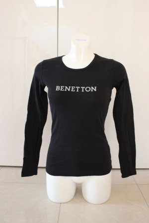Benetton Logo-Longsleeve