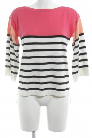 Benetton Long Sweater striped pattern casual look
