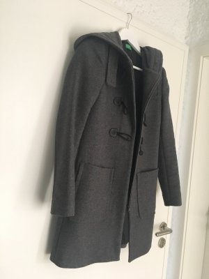 Benetton Duffle-coat gris