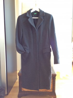 Benetton Trench Coat grey-dark grey