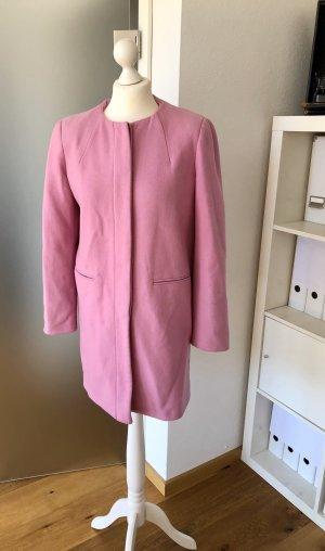 United Colors of Benetton Abrigo corto rosa-rosa