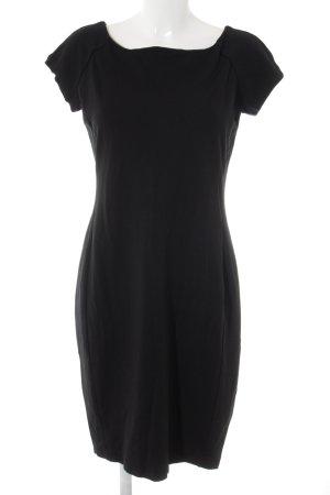 Benetton Midi Dress black casual look