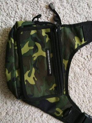 * Benetton * military Umhängetasche