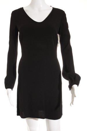 Benetton Mini vestido negro elegante