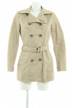 Benetton Parka sandbraun Casual-Look