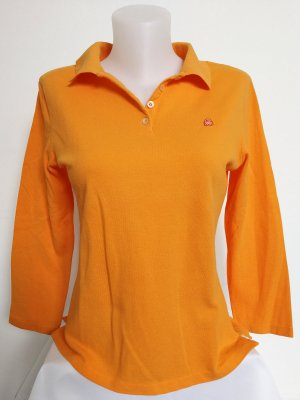 Benetton Polo orange