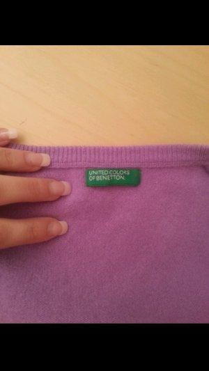 Benetton pulli V Ausschnitt
