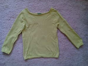 Benetton-Pullover in ausgefallener Farbe