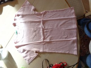 Benetton rosa Basic Shirt