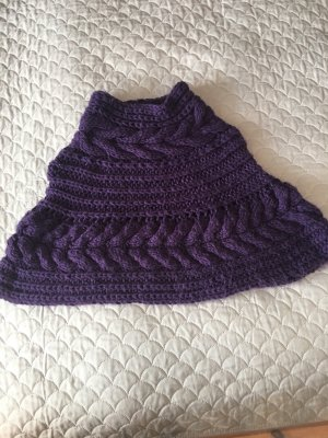 Benetton Snood lilac