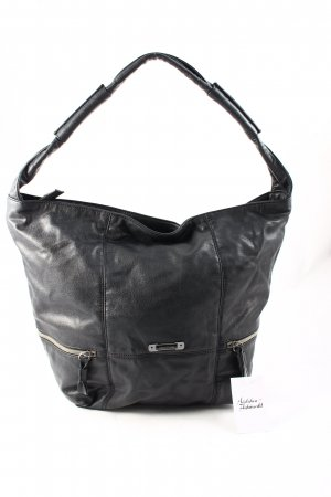 Benetton Shopper schwarz Casual-Look