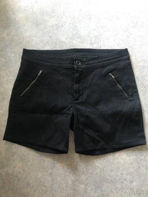 Benetton Shorts kurze Hose Hotpants in schwarz S
