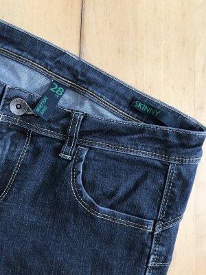 Benetton Skinny Jeans Größe 28