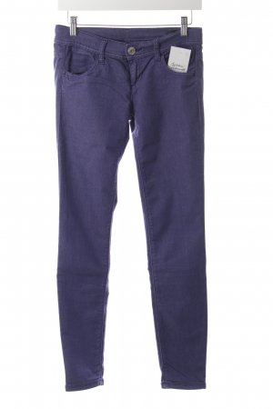 Benetton Slim Jeans blauviolett Casual-Look